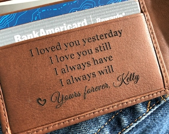 3rd anniversary gifts for man • Leather anniversary gift for my boyfriend •  leather gift for him • anniversary leather •  Toffee  7751 >