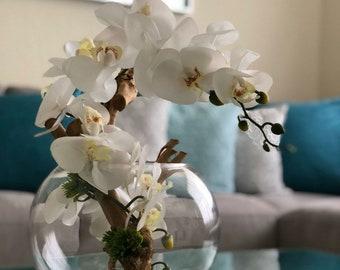 Elegant luxury flower centerpiece