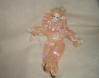 Vintage Collectible Jester Dolls