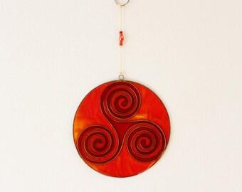 Decorative Way of life orange