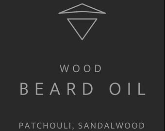 Wood Beard Oil