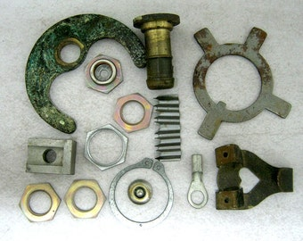 15 Industrial Steampunk Findings