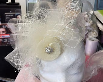 Handmade Bridal headdress
