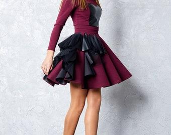Amazing burgundy