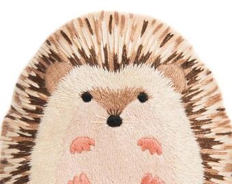 Hedgehog - Embroidery Kit