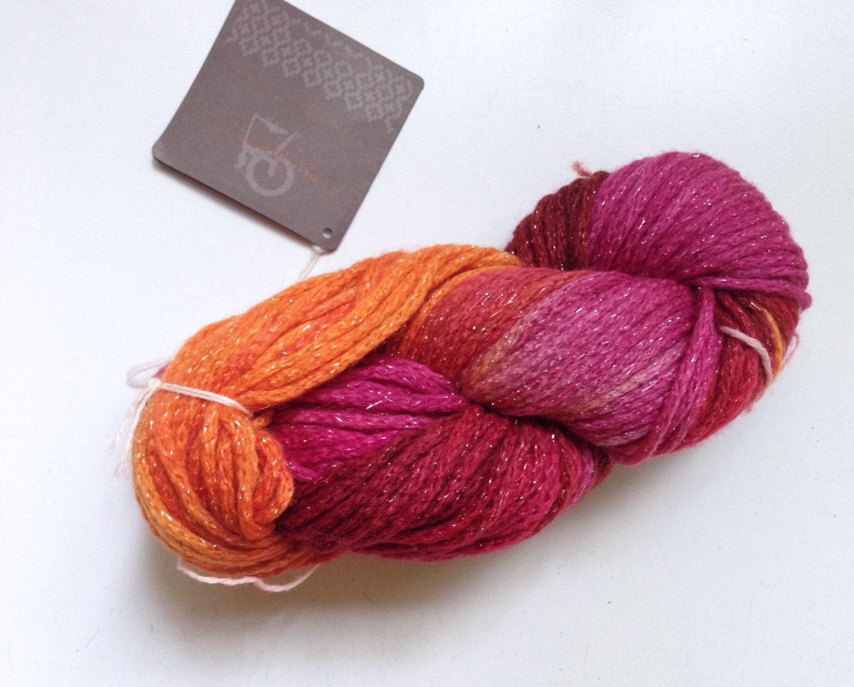 50 Off Araucania Andalien Yarn Metalic Sparkle Wool Aran