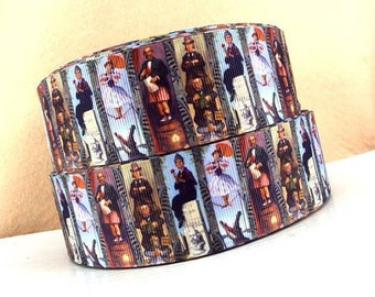 "5 YDS Haunted Mansion Ribbon (1.5"")"