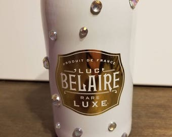 Sweet Shop Upcycled Belaire Bottle Candle