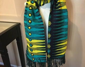Ankara Multi Wear scarf