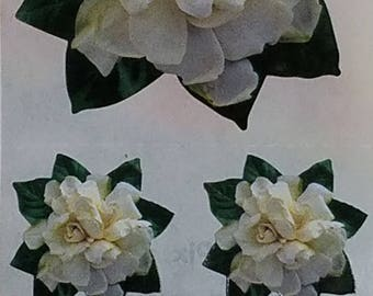 StickyPix Stickers 5 Images Per Sheet White Bouquet Scrapbooking