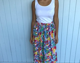 Summer Love Midi Skirt