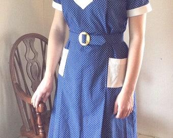 Vintage 1935 Girl's Dress Size 14