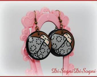 GEISHA Earrings