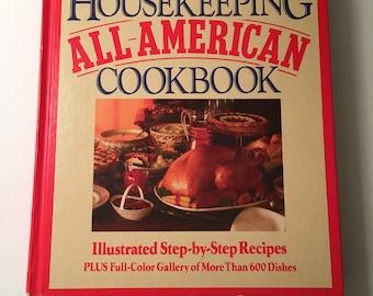 1987 Good Housekeeping All American Cookbook