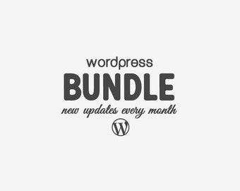 94% OFF - 12 Wordpress Theme Bundle - Premade - Self Hosted - Wordpress Blog Theme - Responsive