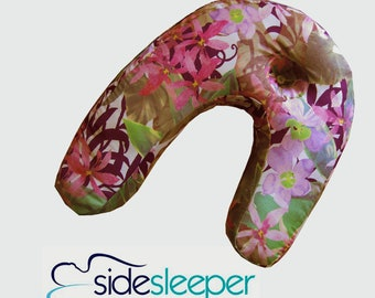 Side Sleeper Pro Pillowcase  100%  cotton sateen
