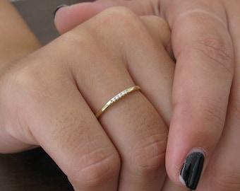 Wedding bands women Etsy