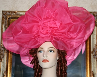 Derby Fascinator Hat