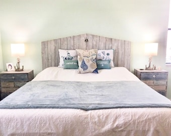 shiplap cottage img headboard diy starfish