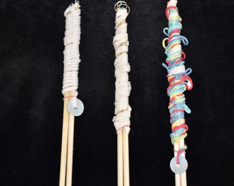 Package of All Three Wands