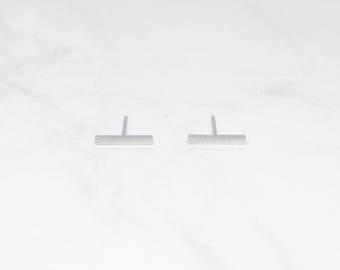 Chloe Earrings Silver