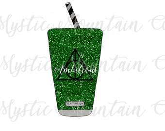 Ambitious Glitter Cup DIGITAL