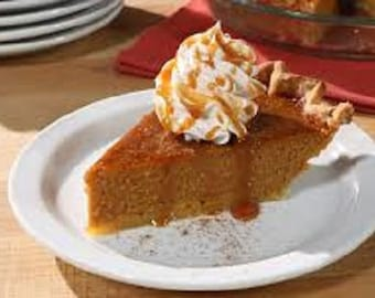 Spiced Pumpkin Pie Melter Tart