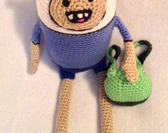 Look-a-Like :) Finn the Human Doll - Offering FREE US SHIPPING.