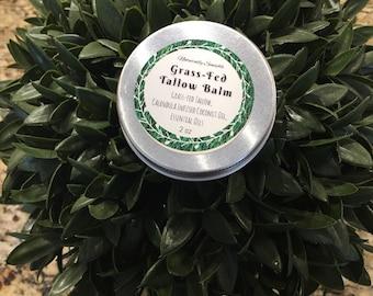 Grassfed tallow balm