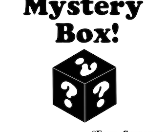 Teen Wolf Mystery Box! Free Shipping