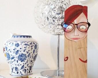 Glasses display, DILISA home decor, show for glasses