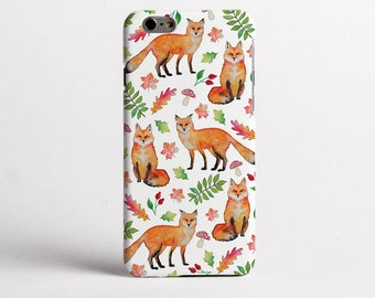 Foxes Case Design for iPhone Cases, Samsung Cases, One Plus Five  and Google Cases