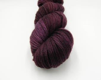 Merino Worsted Hand Dyed Yarn - Caponata