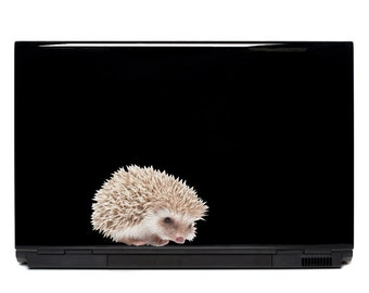 Hedgehog Laptop Decal | macbook deal iphone decal car decal hedgehog decal free shipping vinyl decal yeti decal hedgehogs phone decals