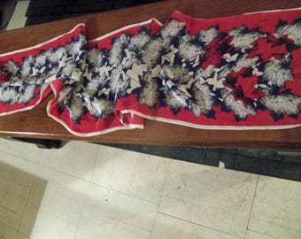 vera vera nice VERA scarf  maple leaves  designs