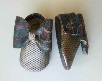 Miss paisley shoes