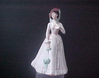 """Royal Doulton Julia HN 2706  7-1/2"""" tall   Mint condition, no chips, scratches, repairs or crazing"""