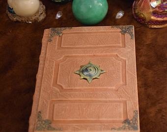 Hearthstone Warcraft Blizzard Tome Grimoire Sketchbook Journal Spellbook Wicca Witchcraft