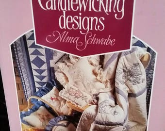 Candlewicking designs