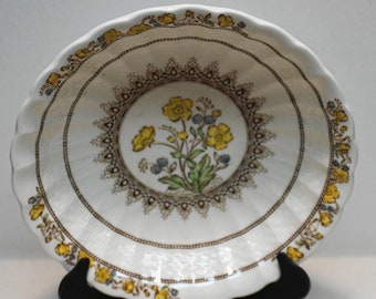 """SPODE CHINA """"BUTTERCUP"""" Coupe Cereal Bowl 6 1/4"""""""