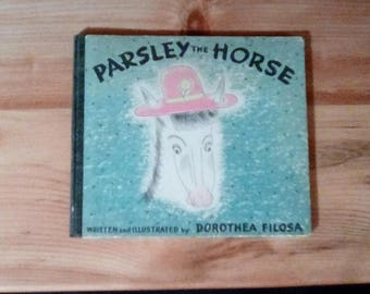 """Book """"Parsley the Horse"""""""