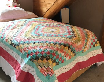 Bargello Multi-Color Queen/King size
