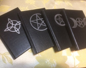 Book of Shadows, 5x7 80 lines pages