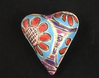 Heart Rattle #4