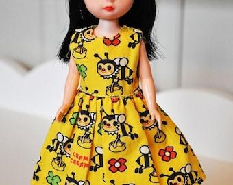 Vintage Susie Sad Eyes Doll