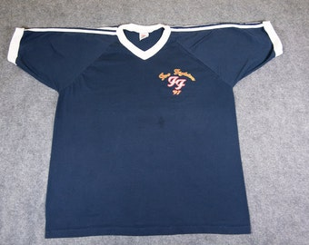 1997 Foo Fighters Tour T-shirt
