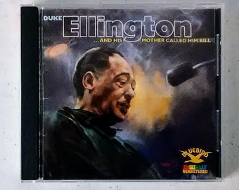 Duke Ellington ... And They Called Him Bill (CD, BlueBird 6287-2-RB, 1998) Jazz