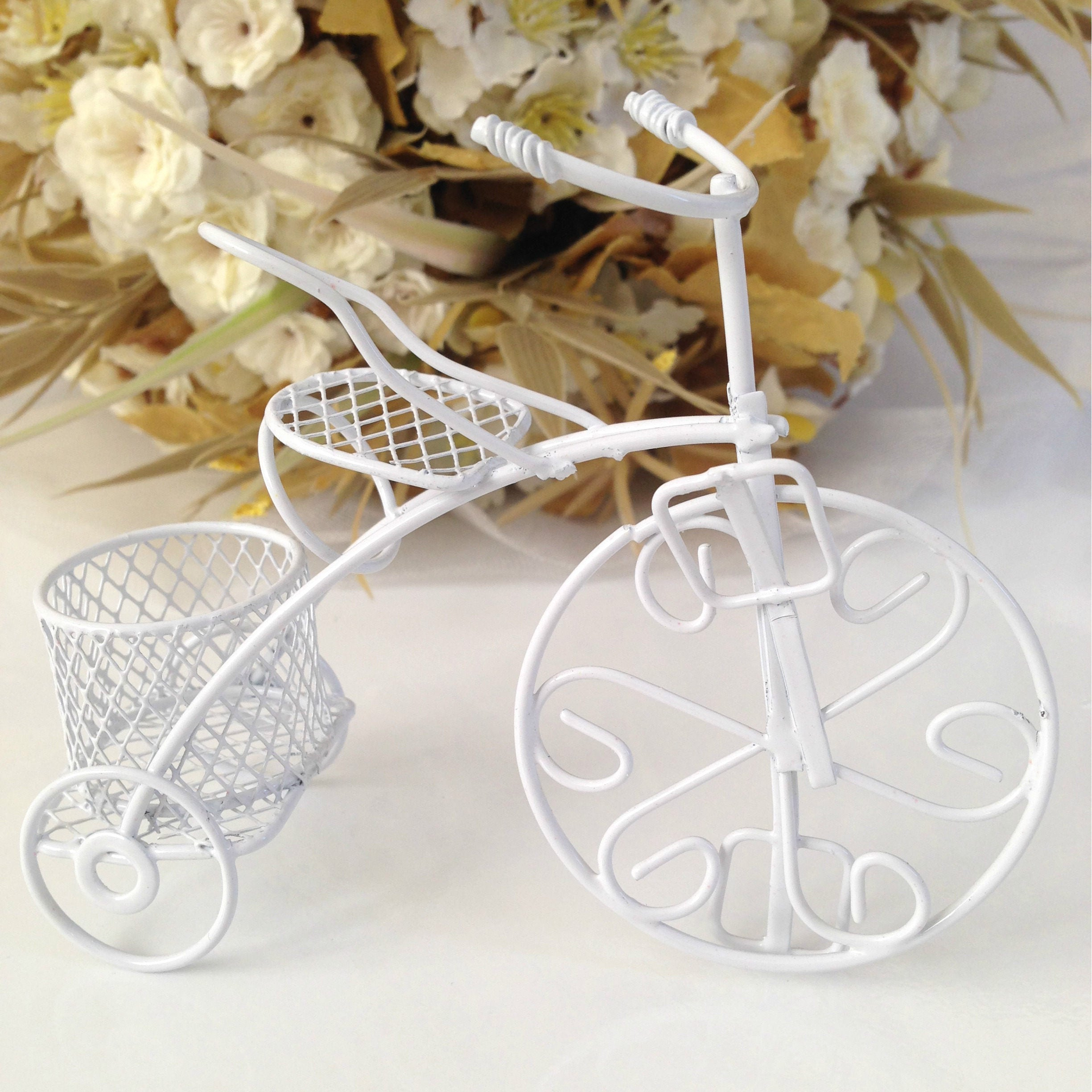Wedding Favors Baby shower Favor Bridal Shower Favor Tricycle