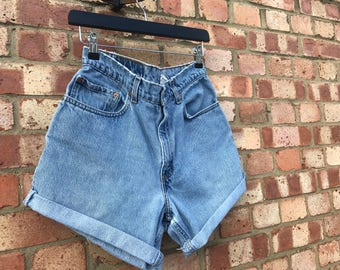 Denim Vintage Levi Shorts