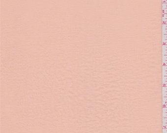 Dark Peach Polyester Lawn, Fabric By The Yard